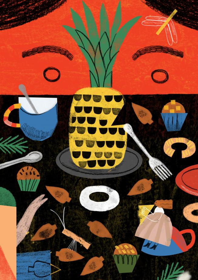 Obra de Ana Carolina Matsusaki selecionada para o Catálogo