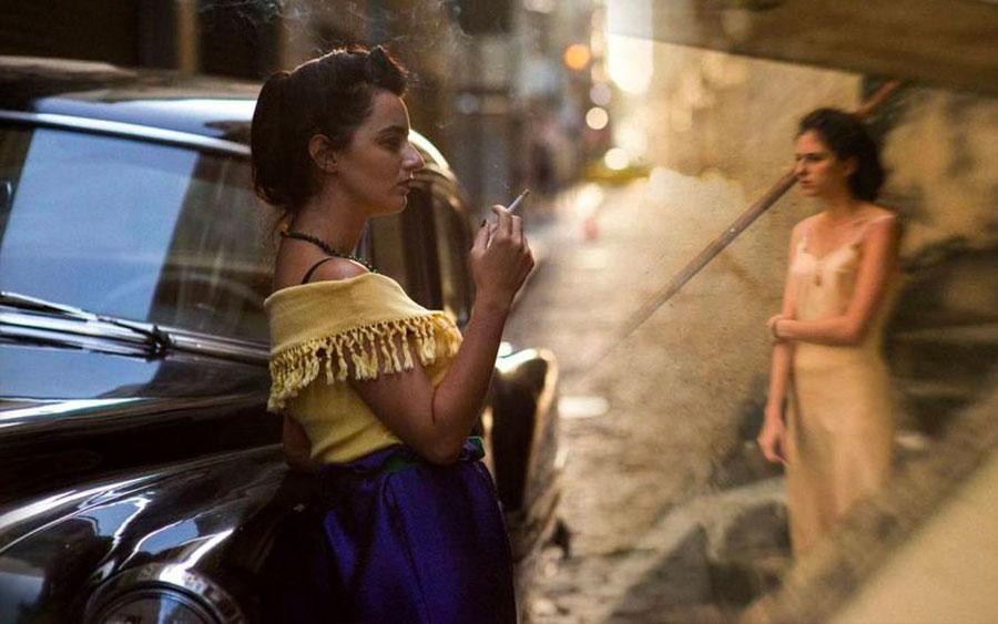 Cena do filme 'A vida invisível de Eurídice Gusmão', inspirado no livro de Martha Batalha e indicado ao Oscar 2020