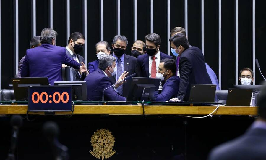 Deputados aprovam privatização dos Correios | © Najara Araujo / Câmara dos Deputados