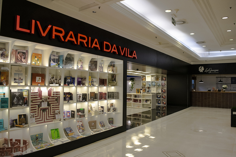 Livraria da Vila, Shopping Pátio Higienópolis   © Divulgação
