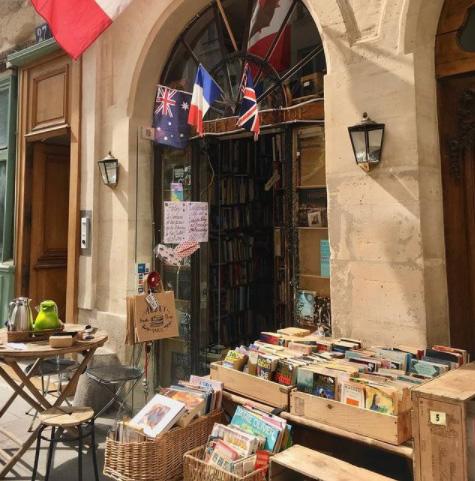The Abbey Bookshop | © Instagram theabbeybookshop