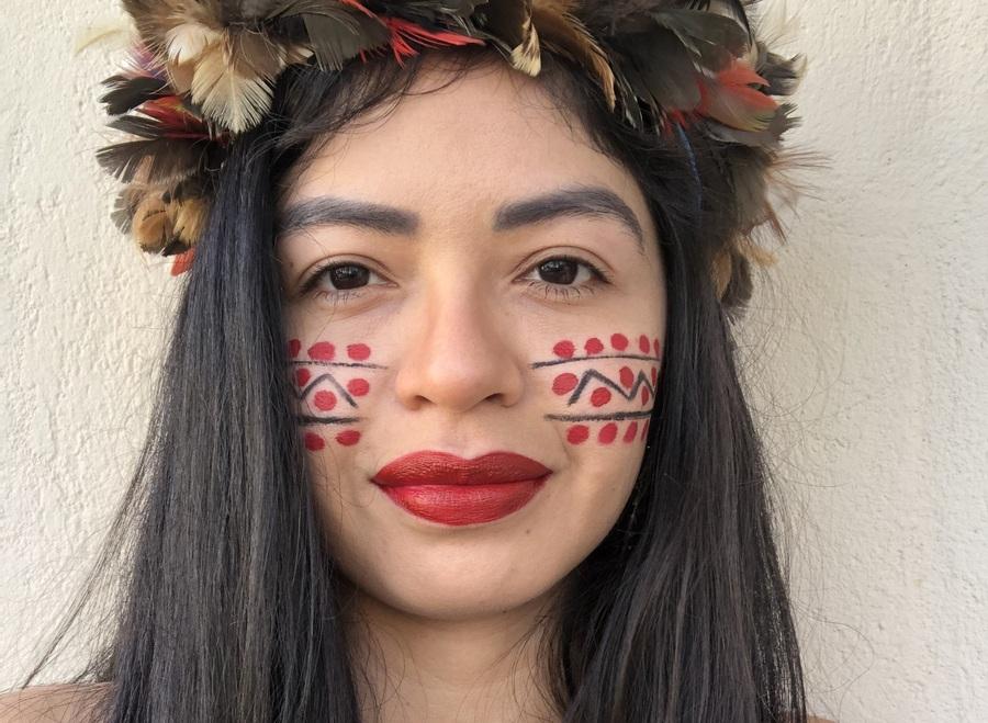 Julie Dorrico ganha destaque no site do Itaú Cultural | © Divulgação