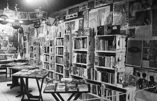 Ria Livraria | © Instagram Mercearia São Pedro